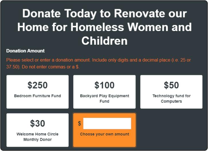 Donate to Casa Esperanza